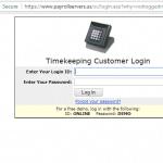 payrollservers.us login page