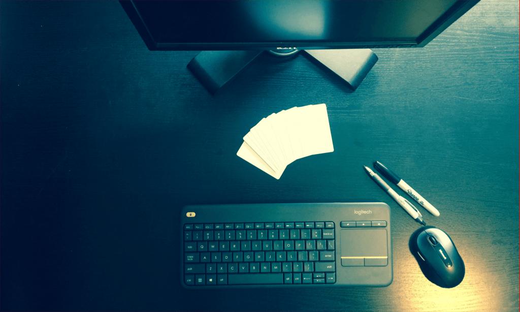 blank-cards-on-work-desk