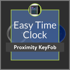 Easy Time Clock Keyfob Product Image