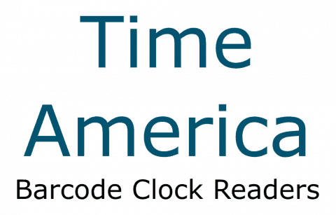 Time America Barcode Clock Readers