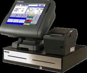 Micros 9700 Terminal
