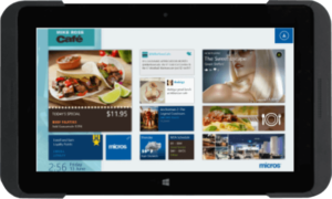 Micros Tablet