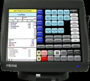 Micros Workstation